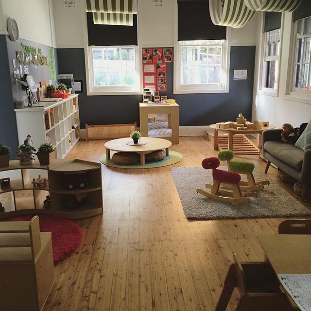 Home Daycare Design Ideas: The Nursery At Oac Neutral Bay Is Such A Calm And Light