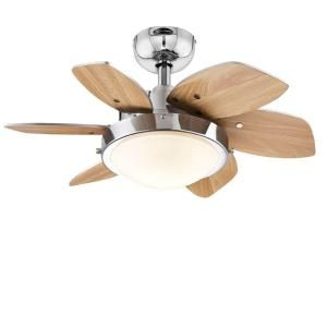Westinghouse Quince 24 in. Chrome Ceiling Fan-7863100 at The Home Depot