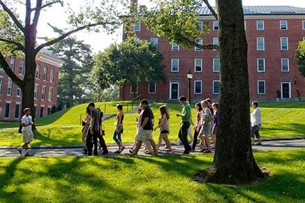 Amherst Admissions policies homeschoolers. Would like to see complete documents including writing sample. Home school applicants are invited to contact admissions to discuss documentation.