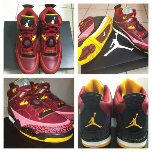 Nike Air Jordan Iron Man Shoes. Limited Edition. Size 10. Never Worn &No
