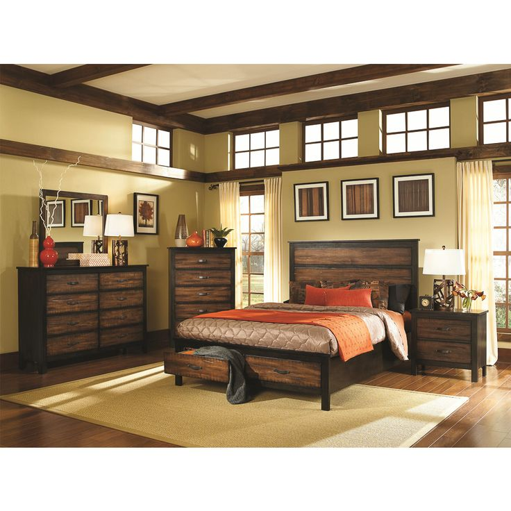 Queen Bedroom Sets With Storage