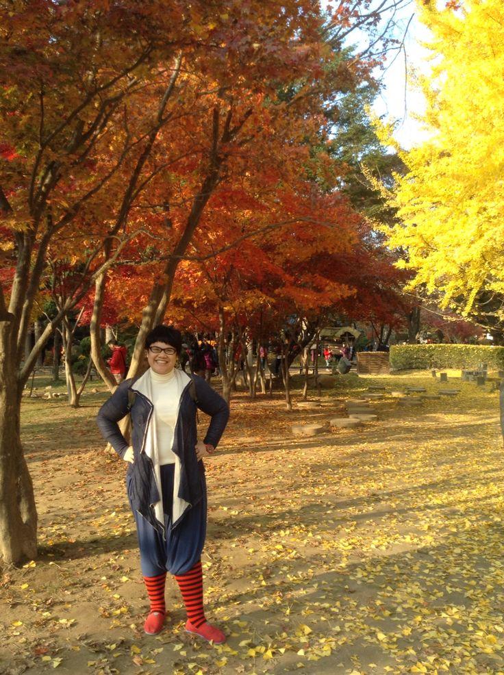 Nami Island, KOREA #Autumn
