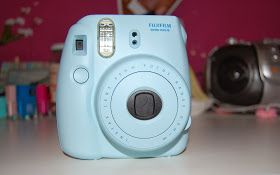 Floral Republic: Fujifilm Instax Mini 8 Review.