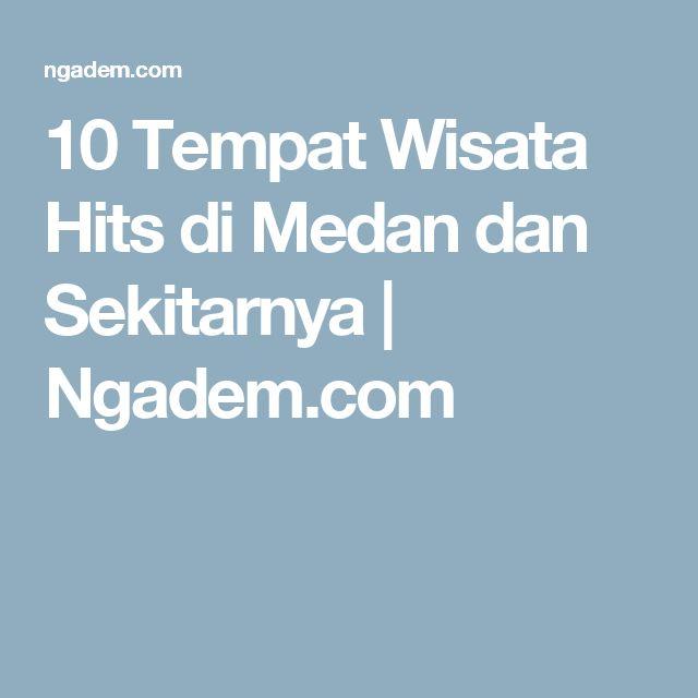 10 Tempat Wisata Hits di Medan dan Sekitarnya | Ngadem.com