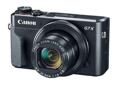 Canon PowerShot G7X Mark II Kamera Pocket | specification