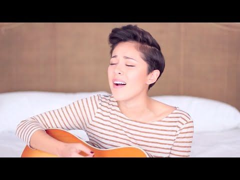 Thinking Out Loud - Ed Sheeran (Kina Grannis Cover) - YouTube