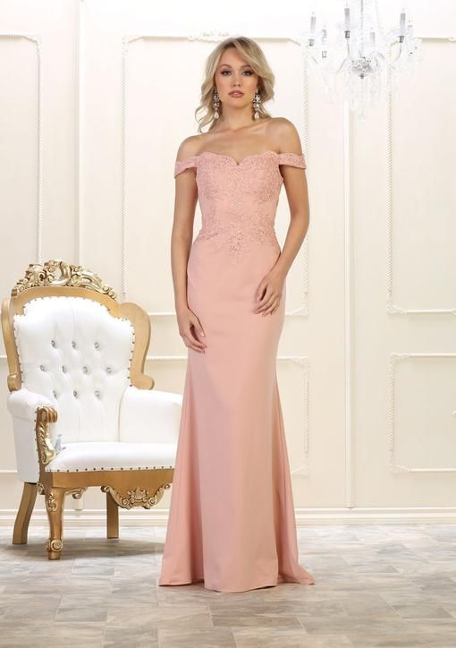 dc64349ce9b Long Formal Prom Dress Plus Size Evening Gown in 2019