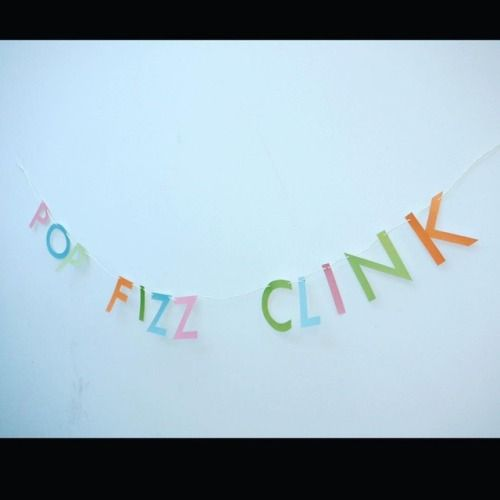 POP FIZZ CLINK 🍾 🎉🍻 We advise all U.K. orders to be made by the end of the day tomorrow (11th December) to ensure we can get them made and sent out to you in time for Christmas! ~