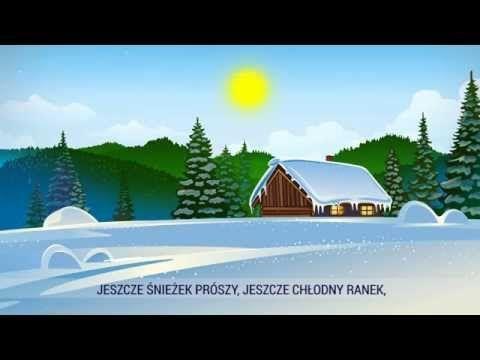 Wiosna - piosenka dla dzieci - YouTube