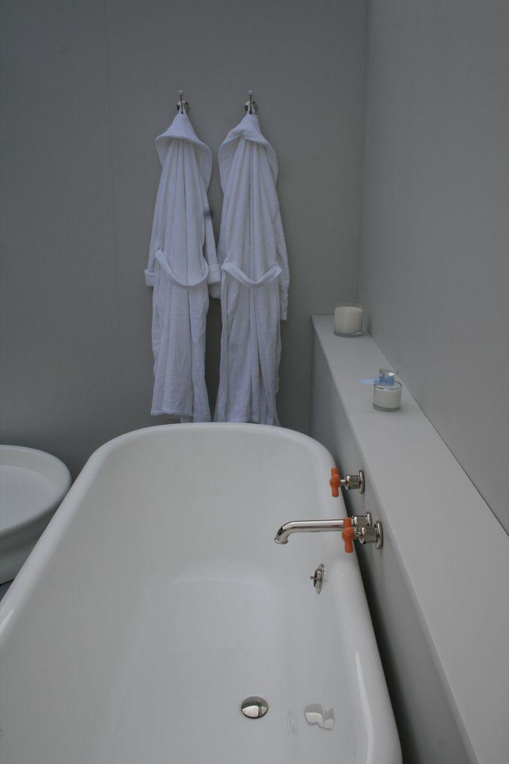 #Bathroom #OrangeTaps #Rockwell