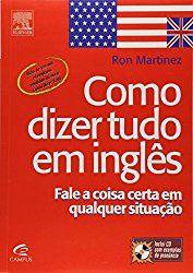 Este livro introduz um conceito completamente novo na aprendizagem de um idioma.  É uma ferramenta que auxilia o leitor a se expressar oralmente ou por escrito, usando as palavras certas no momento certo.  A obra é projetada para ser usada durante anos, sempre que o usuário quiser achar uma expressão em inglês.  Levando-se em conta que um idioma é mais que palavras, é cultura, costume e atitude, o livro oferece um conselho cultural-linguístico onde for relevante.  O leitor achará centenas de…