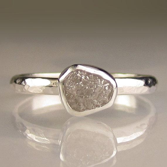 rough diamond ring: Rough Diamond