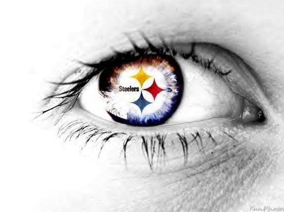 Steeler's girl through and through!