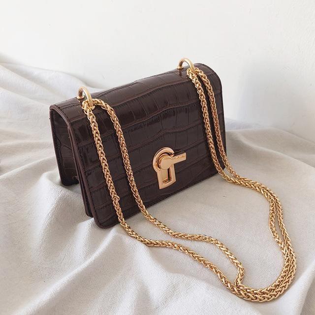 Mini Square Flip bag 2019 Summer New Quality PU Leather