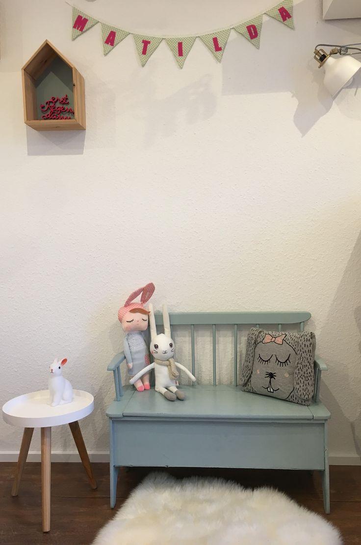 Ein Hauch von Vintage im Kinderzimmer ❤