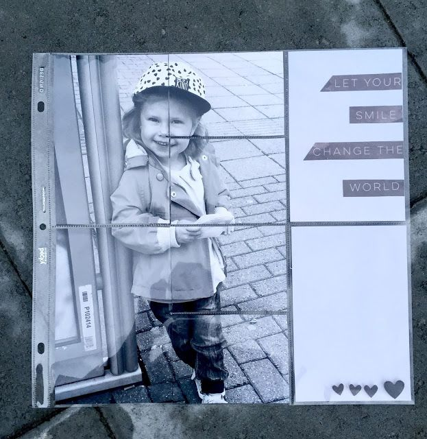 Project Life Norge: Scrapomania kit