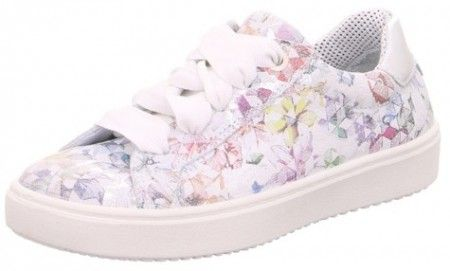 299377f533a Superfit Heaven 9488-11 White Print Shoes - Superfit Shoes - Little  Wanderers