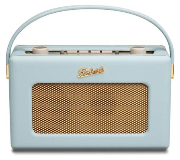 Beautifully encapsulating the 1950s style, you'll wake up to your favourite Roberts Revival RD60 Portable DAB Radio