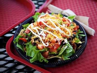 #17DayDiet recipe: Taco Salad