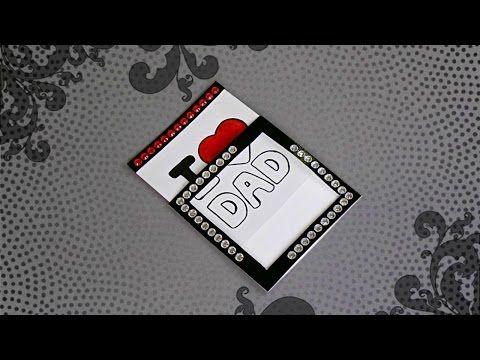 父の日プレゼント♡簡単お洒落なカードの作り方8選 | Handful