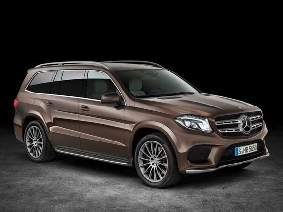 Mercedes-Benz GLS 2017 Review: Luxury SUV – Page 2 – Ọmọ Oódua