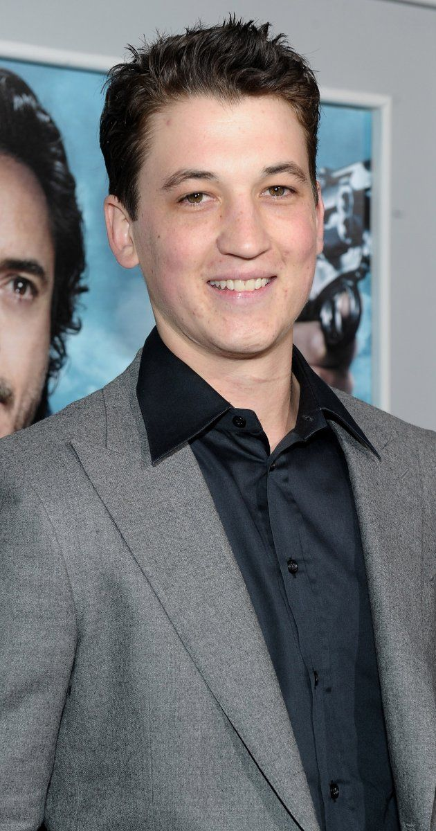 Miles Teller, Actor: Whiplash. Miles Teller was born on February 20, 1987 in Downingtown, Pennsylvania, USA. He is an actor, known for Χωρίς μέτρο (2014), Ονειρεμένο τώρα (2013) and Η τριλογία της απόκλισ...