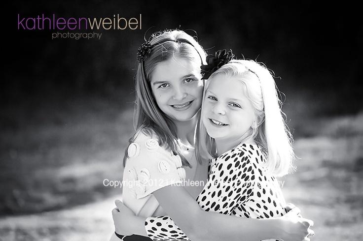 Siblings :) - Kathleen Weibel Photography - Friendswood Family Photographer