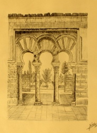 142 best images about decoraci n rabe on pinterest - Medina azahara decoracion ...