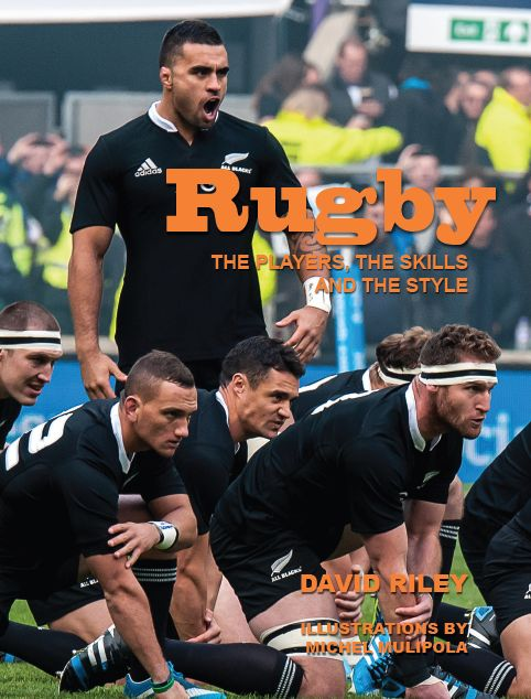 Rugby: The Players, the Skills and the Style describes the skills of rugby, players who excelled at the skills, moments when the skill was displayed, how to execute the skill and players who excel in the skill. There are even chapters on styling (looking good while playing the game you love), and study skills – how the ability to read and write can make you a better rugby player. Illustrations by Auckland-based comic book artist, Michel Mulipola. 72 pages (softcover) 190 x 250 mm Cost:$25