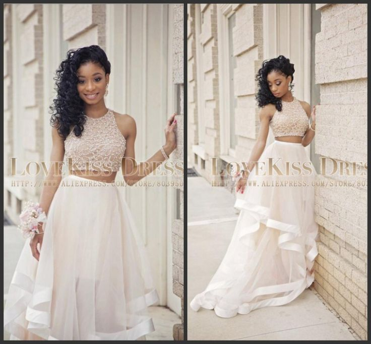 Best Piece Prom Dress Ideas On Pinterest Prom Dresses Two