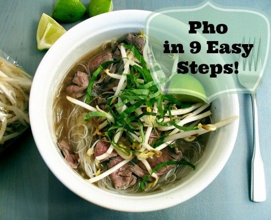 How to make the broth base for pho - because when I made it at home, it was not quite right, and this is what was missing...