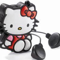 40€ LETTORE MP3 DI HELLO KITTY