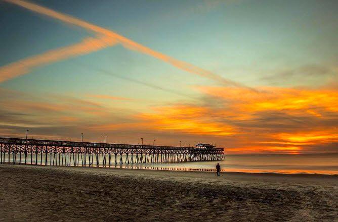105 best myrtle beach piers images on pinterest for Garden city beach south carolina