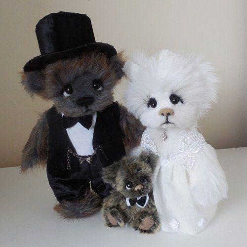 medvídci mají svatbu :o)