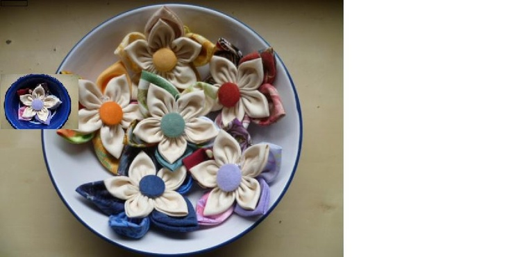Forever blooms.  You choose - have a brooch or a hair piece.  See - http://undertherowantree.bigcartel.com/