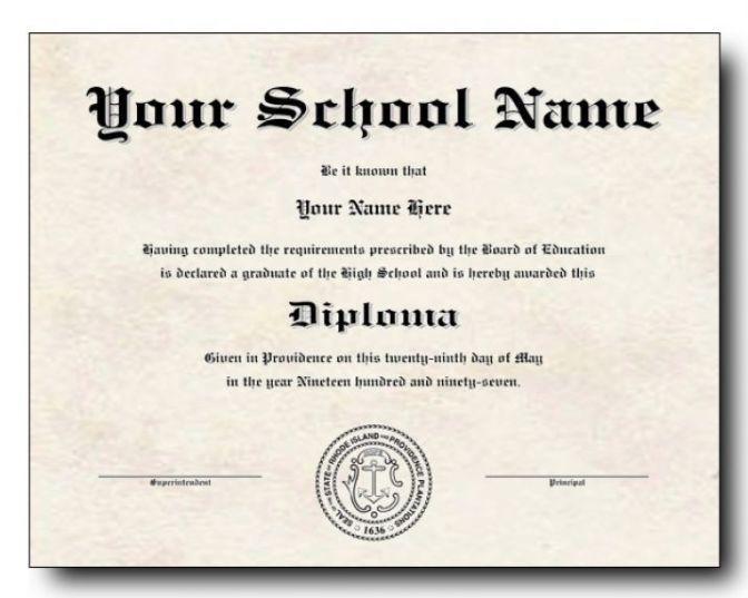 Check Us Free High School Diploma High School Diploma