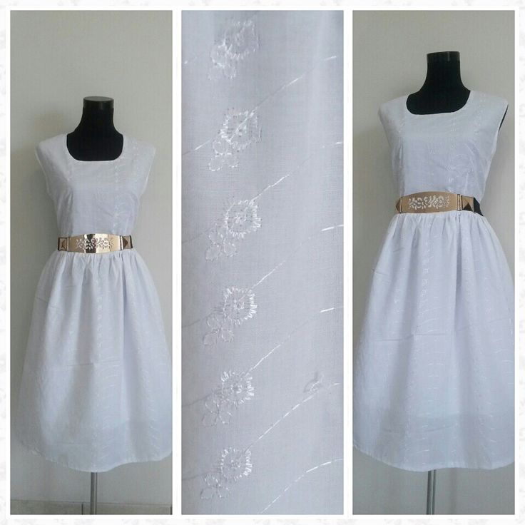 Little White dress by mangqosh!