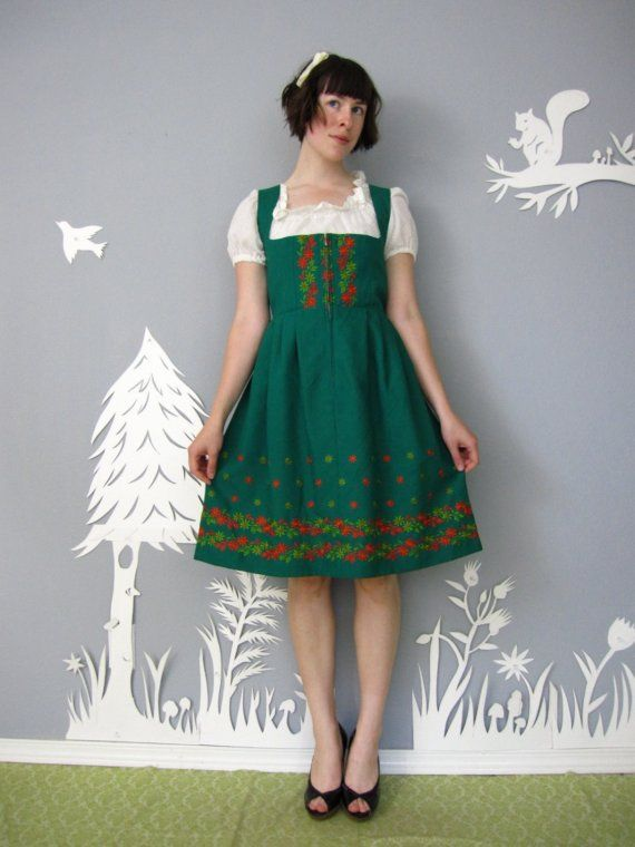 159 Best Dirndl Designs Images On Pinterest