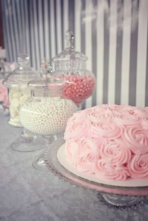 Breakfast at Tiffany's Baby Shower Party Ideas | Photo 13 of 29 | Catch My Party