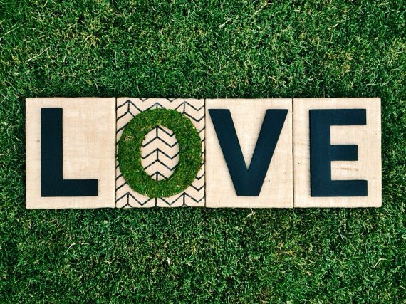 Moss Covered Letters Delectable Love Moss Letter Moss Covered Lettervineandbranchestx $4800 Inspiration Design