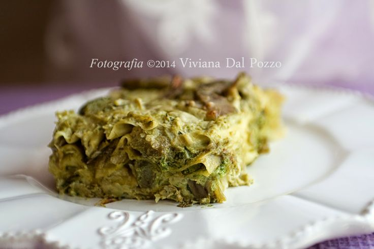 Cosa ti preparo per cena?: Il Ritorno con le Lasagne Vegetariane Primaverili