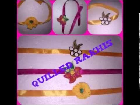 Handmade Rakhi Designs For Raksha Bandhan 2015