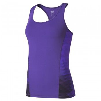 Casall Shattered print racerback - Toppar & linnen - Träningstoppar - Dam - Träningskläder - Casall