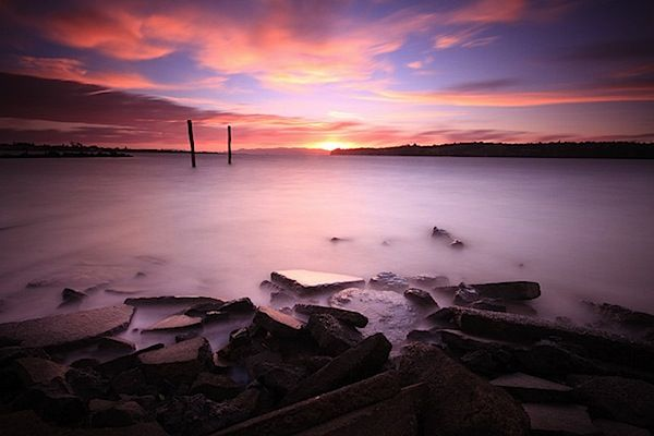 How to Use a 10-stop ND Filter to Take Long Exposure Sunset Images - Digital Photography School