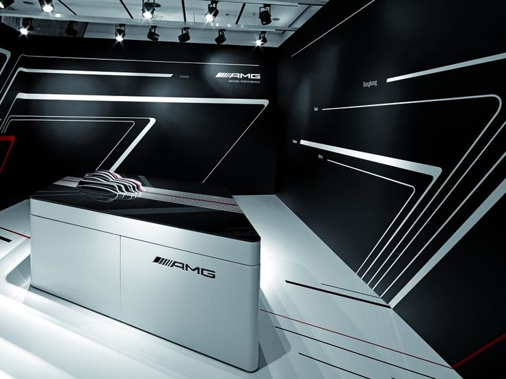 Mercedes AMG Studio By Bruce B