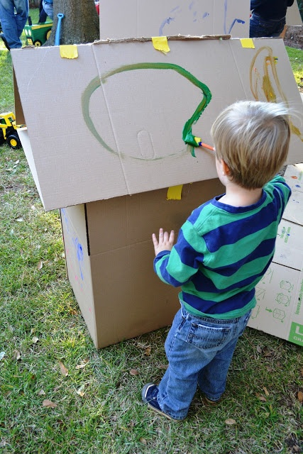 Morgan Adventures: Ultimate Digger Birthday Party fun ideas for digger themed party