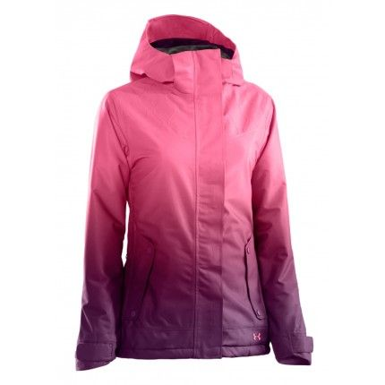 Under Armour Women's Coldgear Infrared Fader Jacket (Lollipop/Velvet/Lollipop) Ski Jackets Women's Jackets