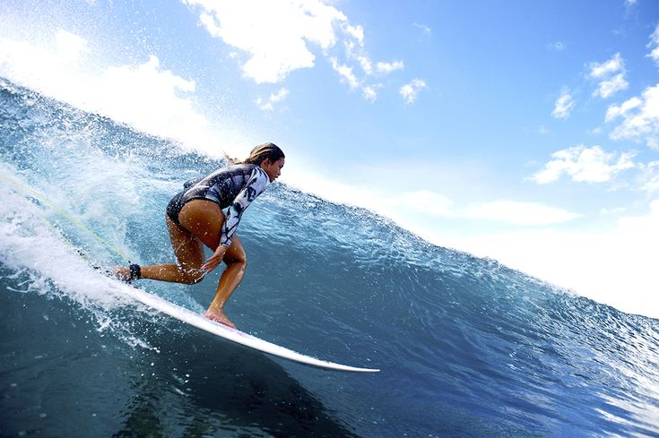 """Billabong Womens' series """"Hawaii Tides"""" featuring Alessa Quizon has just been released.  Watch the three-part series here to get your fix of sun-soaked surf on the North Shore."""