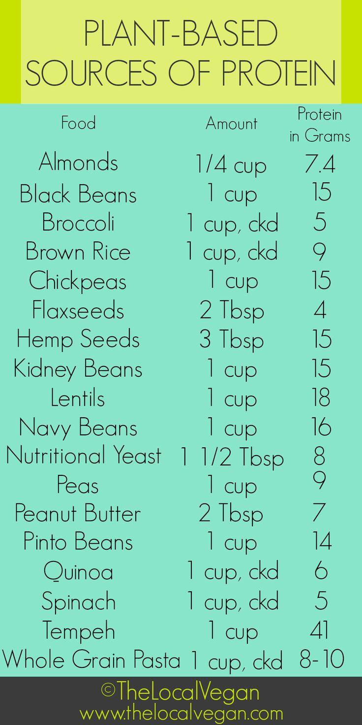 Where Do Vegans Get Their Protein?