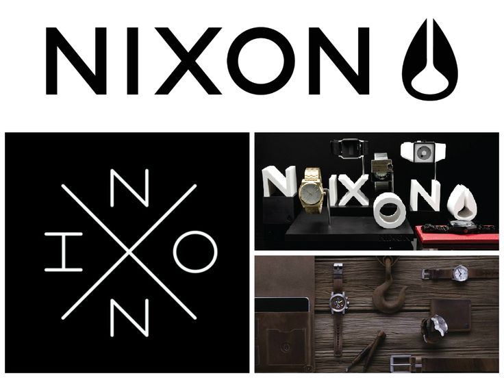 """Founded in 1997 in Encinitas, California, Nixon is an American watches, accessories and audio brand. Focused on the youth lifestyle market, Nixon's range of team-designed, custom-built products was first introduced at retail via independent boardsport retailers, including surf, skate, & snow shops.  A brand geared fro the future: Nixon - """" why the hell not?"""" range is one of our favourites.  Check out their website: http://snip.ly/IRLJ"""